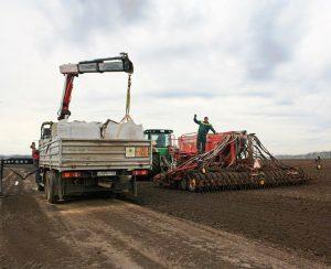 Закупки удобрений в Рязанской области приближаются к 58 тыс. тонн