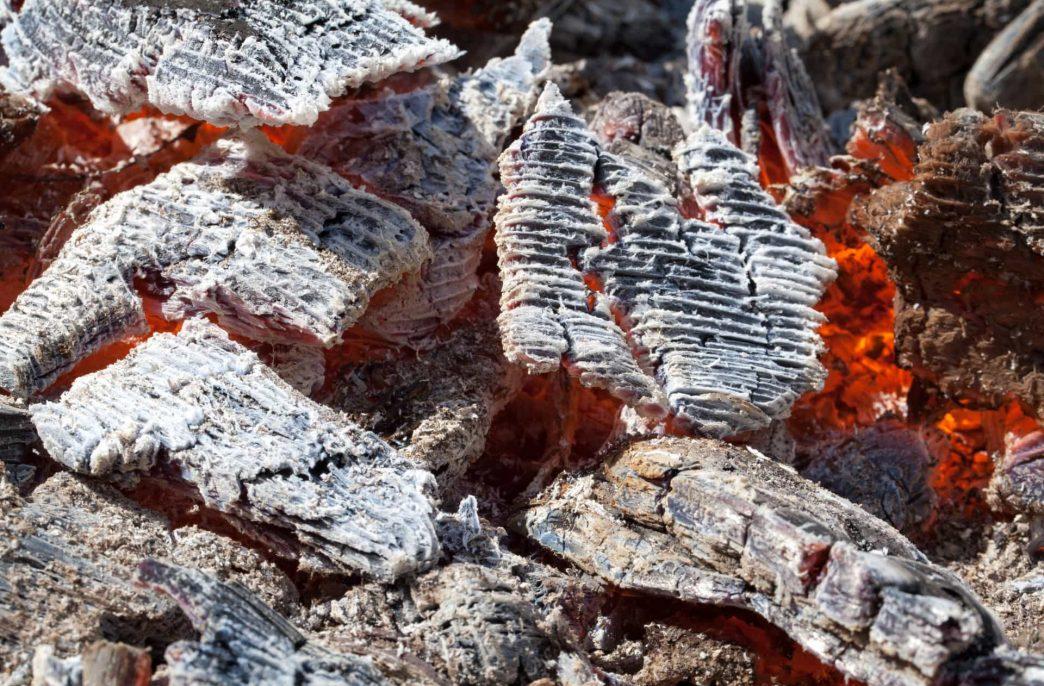 Пожары помогают удобрить землю