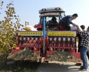 Китай ставит на автоматизацию ферм