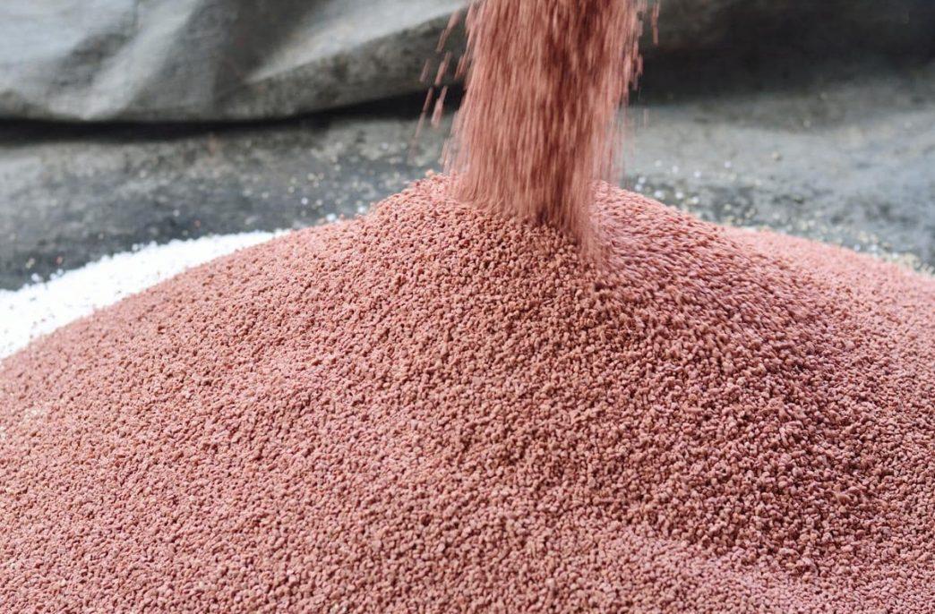 «Беларуськалий» в январе выпустил свыше 1 млн. тонн удобрений