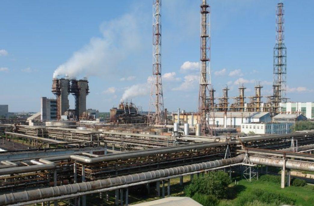 Березниковский «Азот» отгрузил 2 млн. тонн продукции