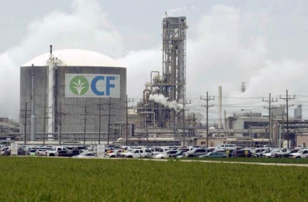 CF Industries заплатит штраф