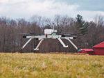Большие дроны могут заменить авиацию