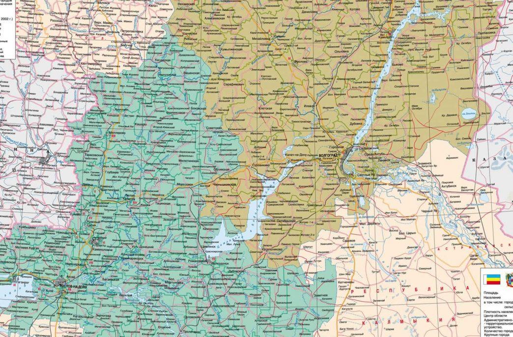 Ростовской области нужно 165 тыс. тонн удобрений