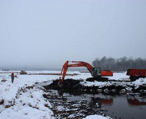 «Славкалий» активизирует строительство Нежинского ГОКа