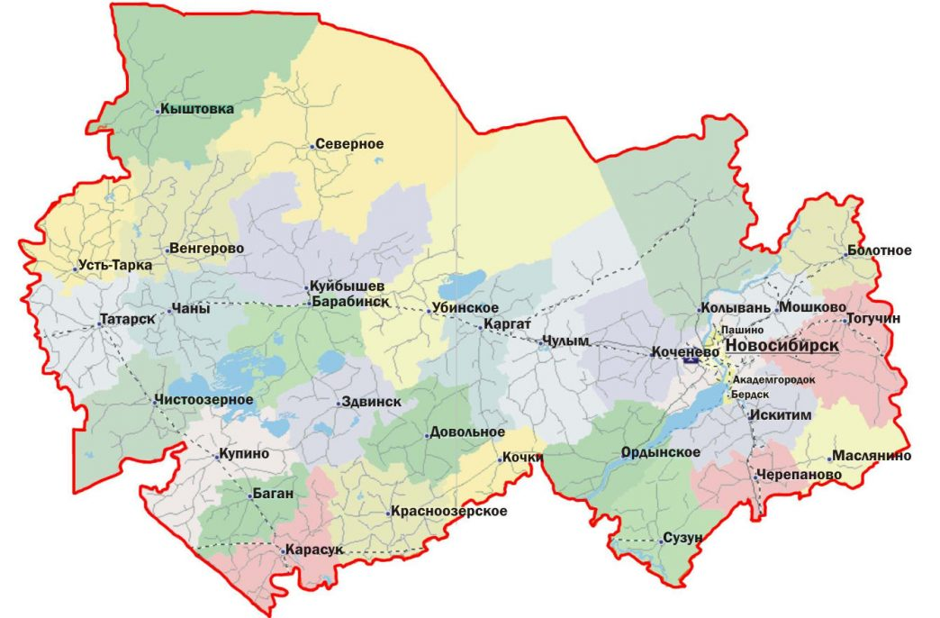 План закупок удобрений в Новосибирской области выполнен на 15,1%
