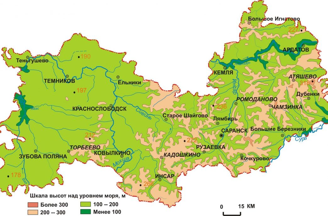 В Мордовии большой потенциал для карбамидно-аммиачной смеси