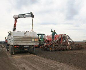В Рязанской области закупки удобрений перевалили за 100 тыс. тонн