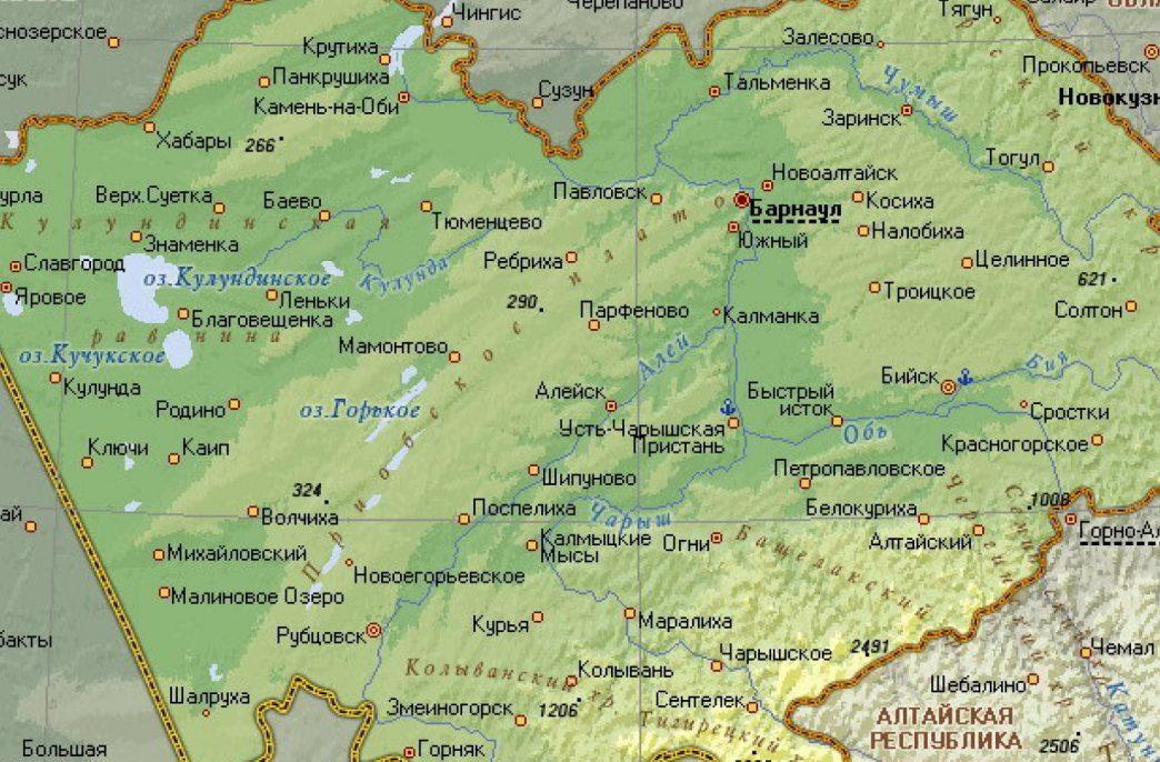 Запасы агрохимикатов в Алтайском крае почти удвоились