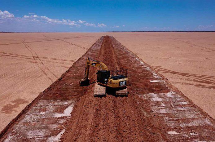 Salt Lake Potash готовится к промышленному выпариванию