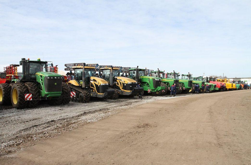 В Тульской области готовятся к полевым работам