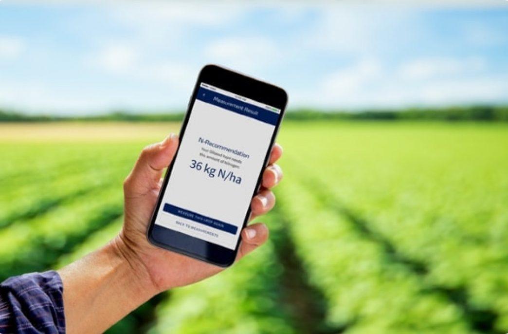 Yara превратит смартфоны в датчики азота
