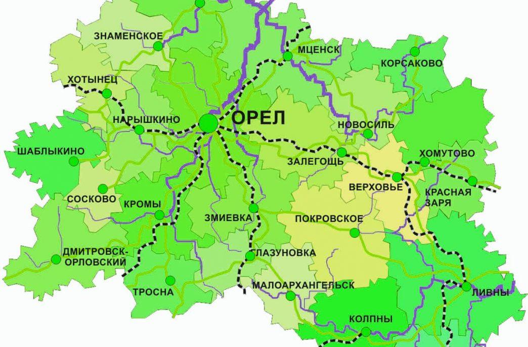 В Орловской области расширятся посевы зерновых