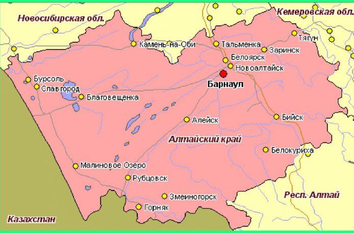 Закупки удобрений в Алтайском крае скакнули на 41,3%