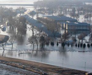 В США наводнения оставили фермеров без удобрений