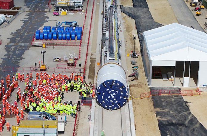 Sirius Minerals пробьет тоннель в порт