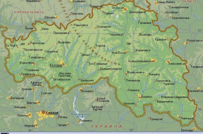 Белгородская область стонет от органических удобрений