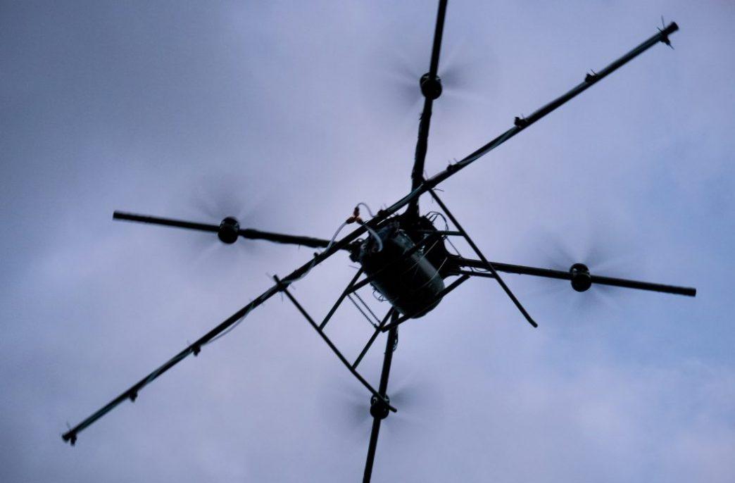 Новые дроны не боятся гор