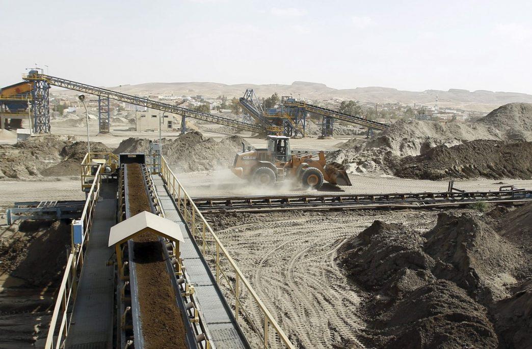 Gafsa Phosphate планирует 55%-ный рост экспорт фосфоритов