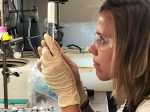 Ученые используют бактерии для очистки водоемов