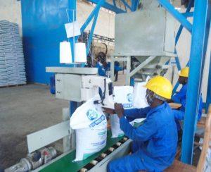 В Бурунди построен первый завод удобрений