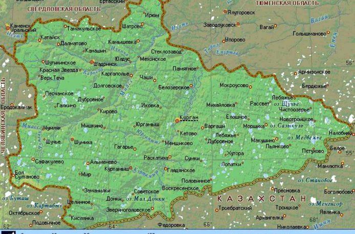 «Акрон» может активизировать поставки в Курганскую область