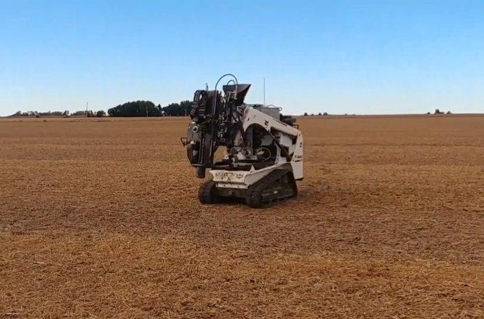 Робот-почвовед получит финансирование