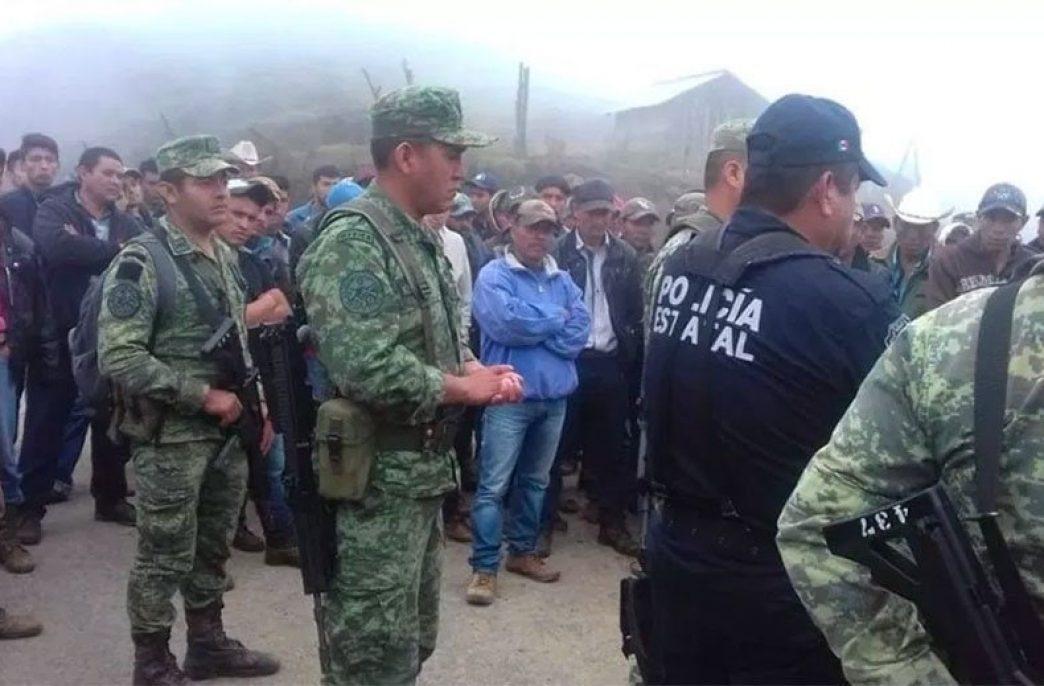 В Мексике фермеры отпустили заложников
