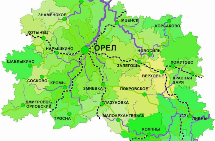 «ФосАгро» презентовала агрополигон в Орловской области