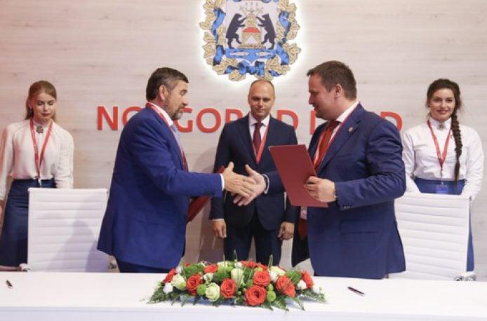 «Акрон» вложит в Новгородскую область 219 млн. долл.