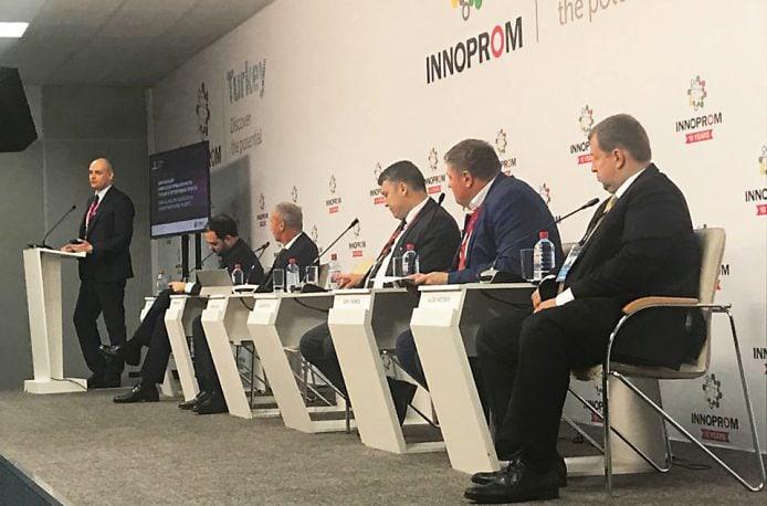 «Уралхим» успешно поработал на «Иннопроме»