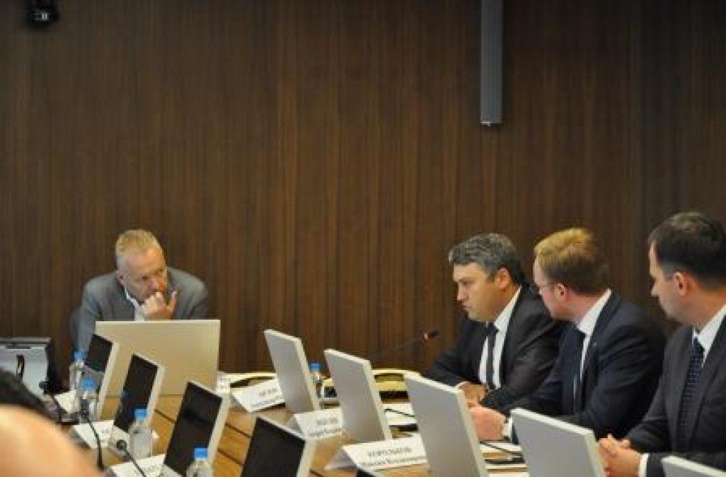 Дмитрий Мазепин провел заседание комиссии РСПП
