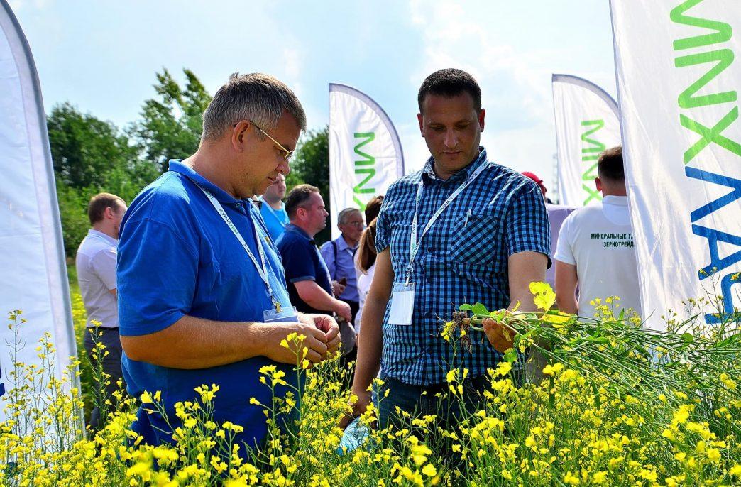 «Уралхим» провел демонстрационный агрофорум в Кировской области