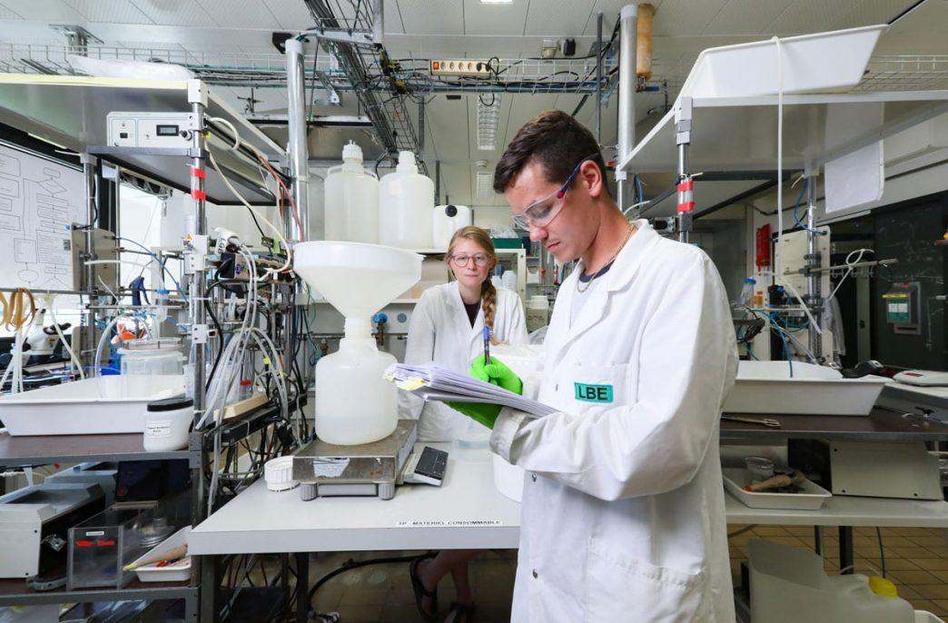 В Швейцарии студенты создадут удобрения