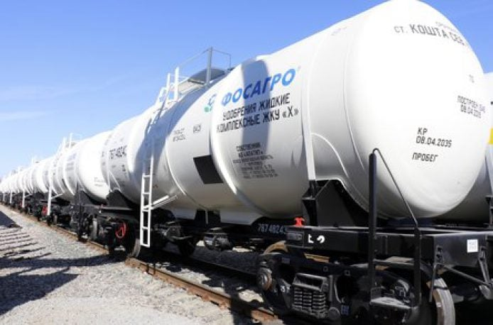 «ФосАгро» расширит парк подвижного состава