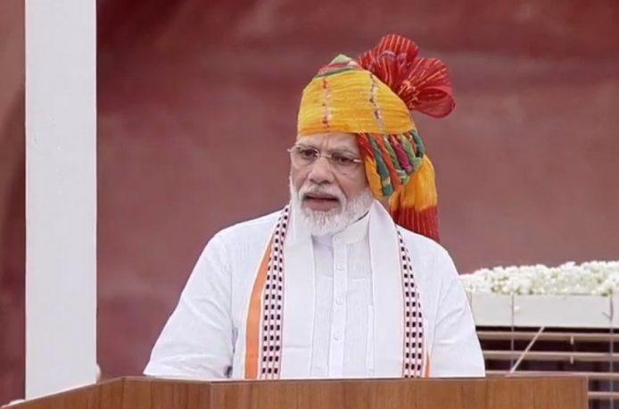 Премьер-министр Индии призвал спасти землю