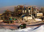 Israel Chemicals снизила производство, но нарастила продажи