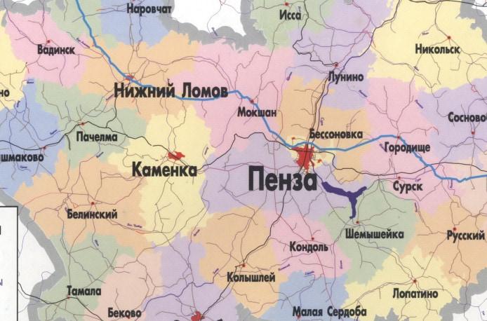 В Пензенской области растут закупки удобрений