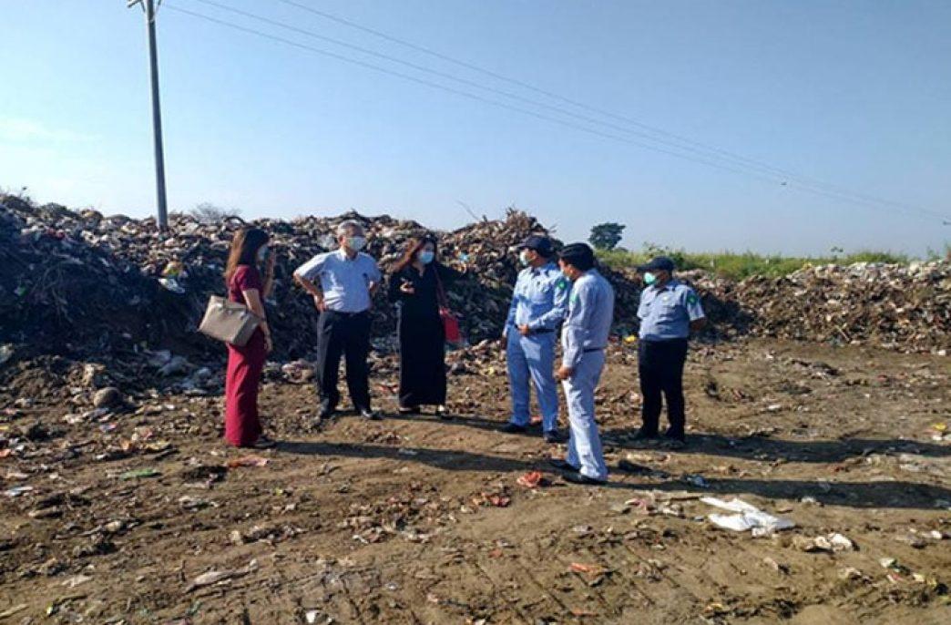 Fujita переработает отходы в Мьянме