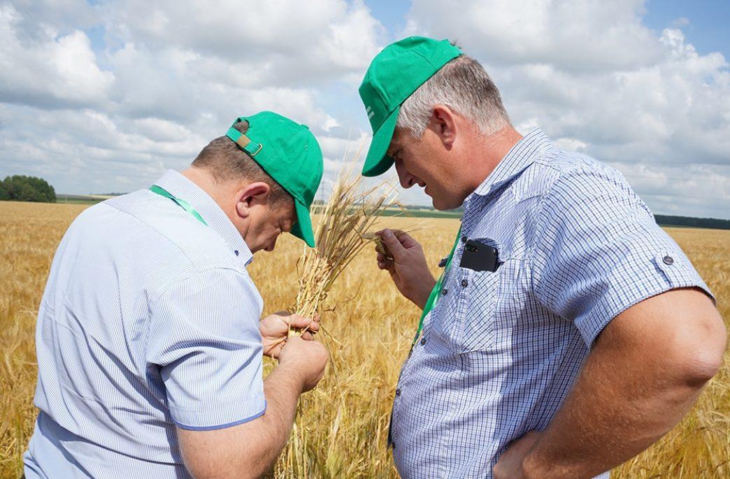 Кемеровский «Азот» протестировал жидкие удобрения