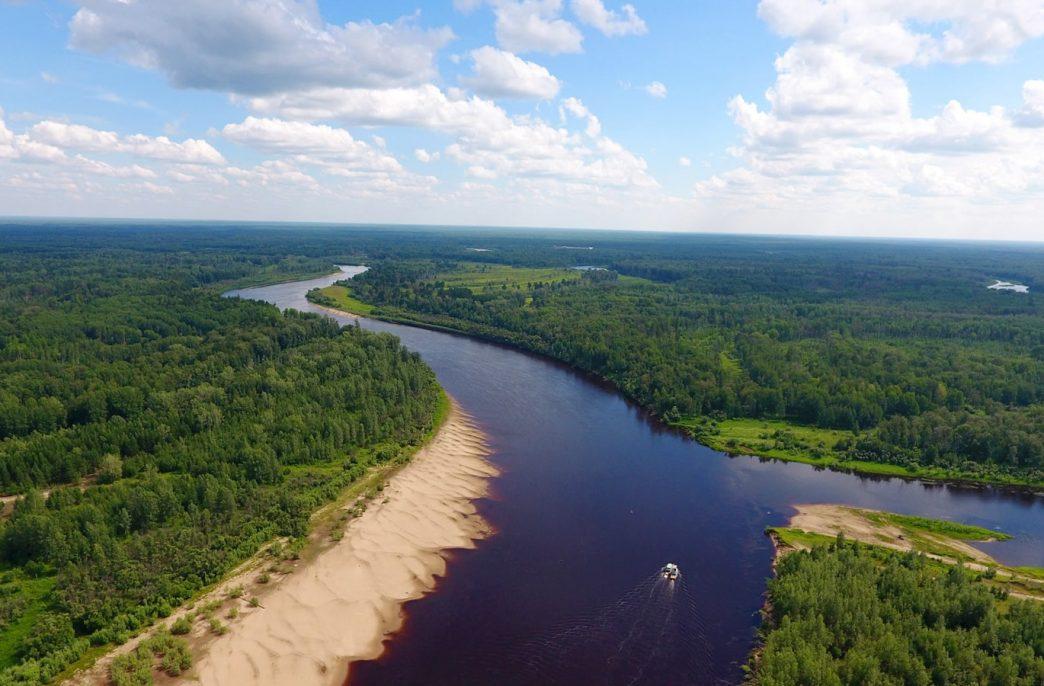 Сибирские реки помогут в разработке удобрений
