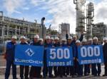 «ЕвроХим-Северо-Запад» наращивает загрузку