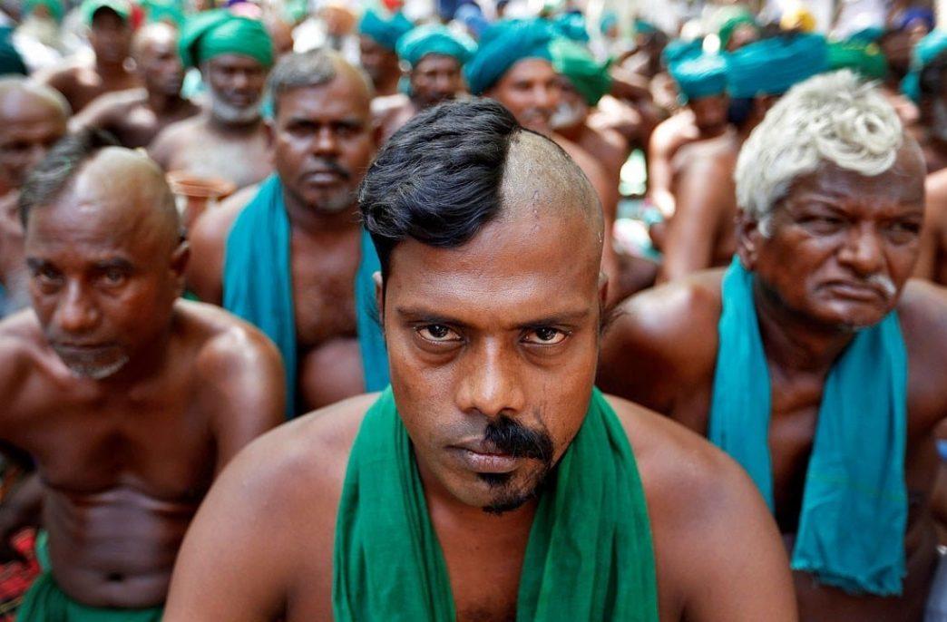 Индийские фермеры стали паниковать