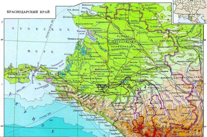 В Краснодарском крае сеют озимые