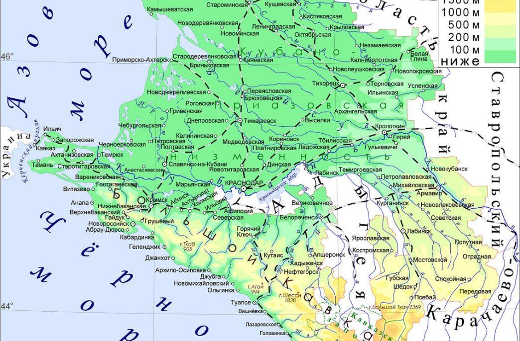 В Краснодарском крае озаботились плодородием земель