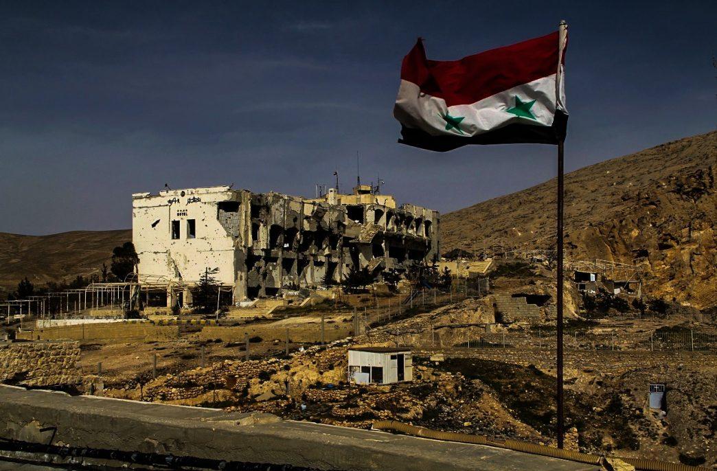 «Стройтрансгаз» добудет фосфориты в Сирии