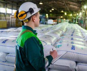 Технологии производства основных минеральных удобрений