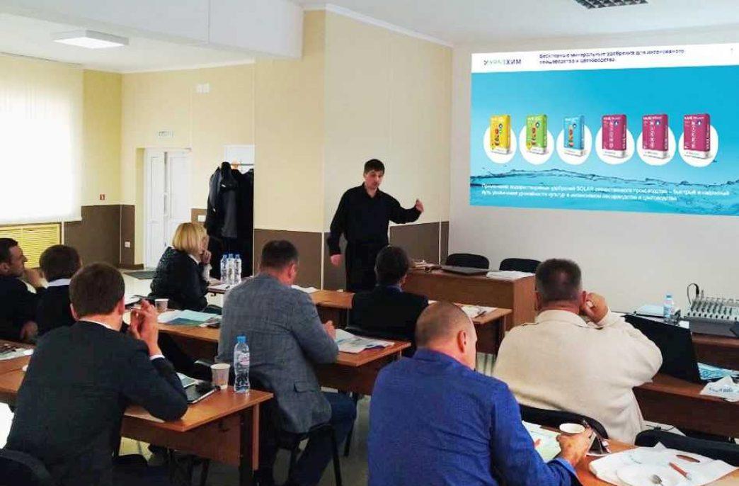 «Уралхим» развивает кооперацию с аграриями Оренбургской области