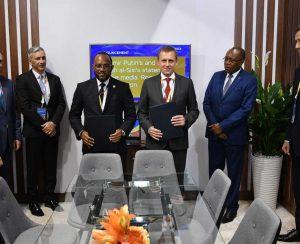«Уралхим» будет производить аммиак и карбамид в Анголе