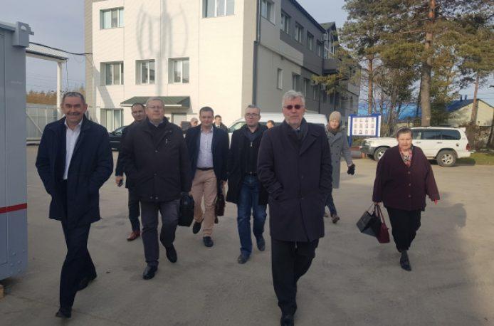 Бельгийцы хотят строить тепличные комплексы в Хабаровском крае